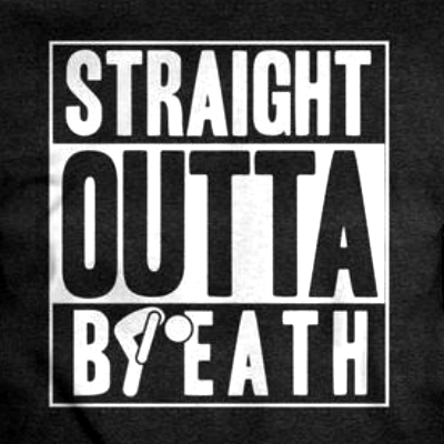 Straight Outta Breath 5k