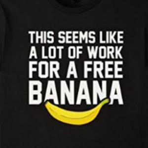 free banana 5k