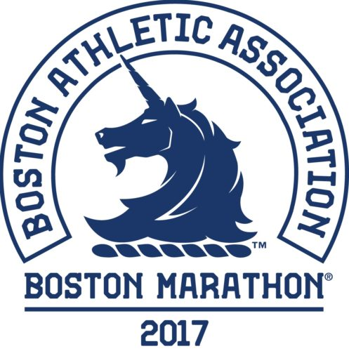 Boston Marathon Logo 2017