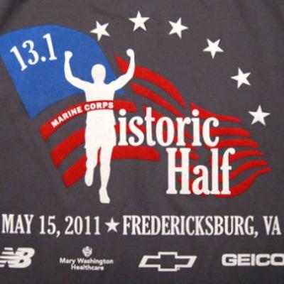 Marine Historic Half Marathon