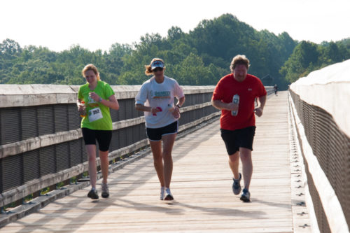 Half Bridge Half-Marathon