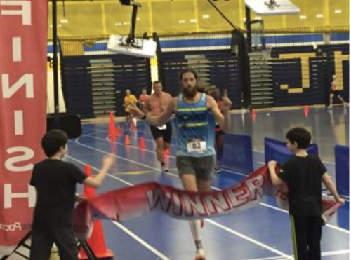 HAWK INDOOR MARATHON
