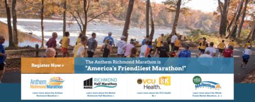 The Anthem Richmond Marathon